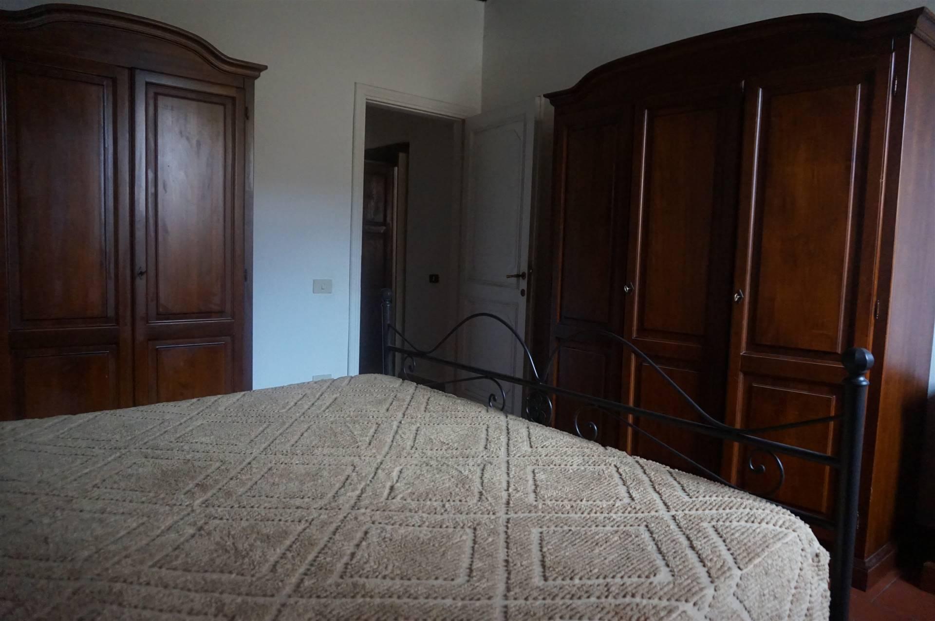 camera dell'appartamento al Piano Terreno