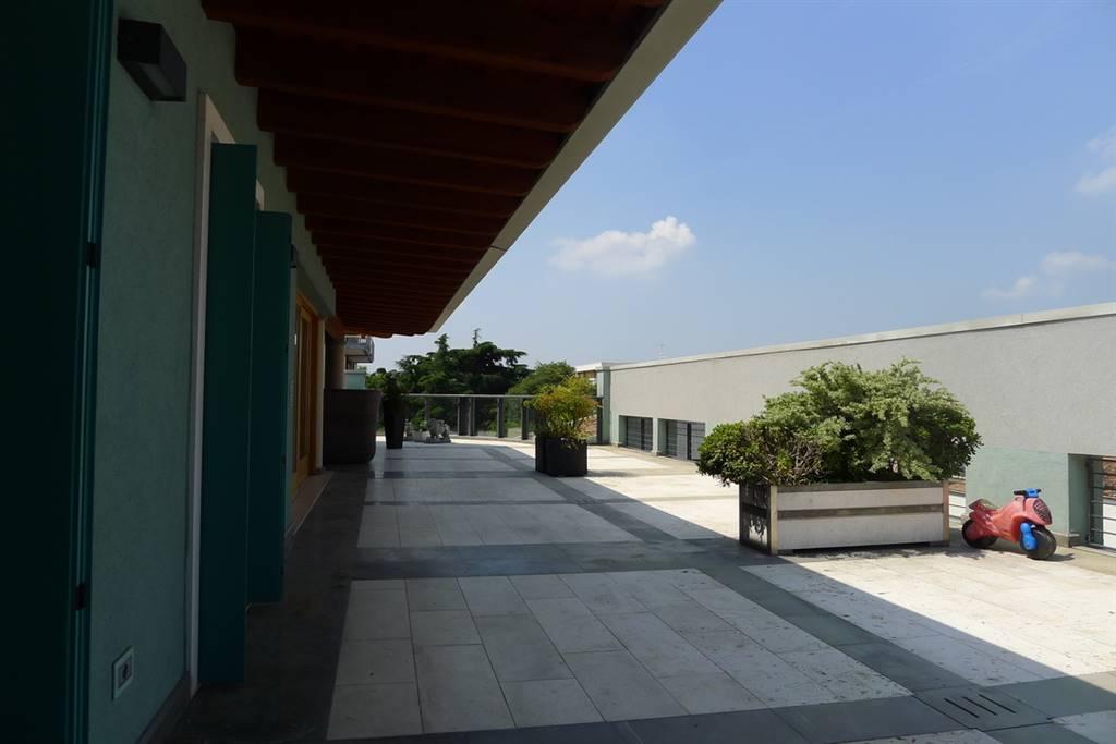 Quadrilocale in Piazza Villafranchetta  3, Villafranca Di Verona