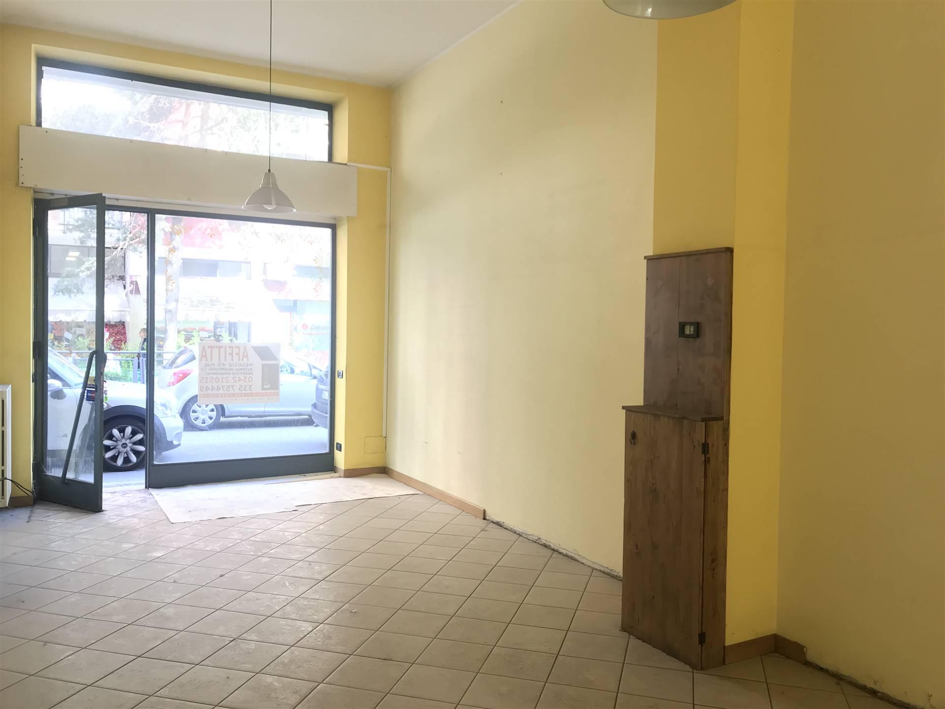 Negozio / Locale in affitto a Sondrio, 1 locali, prezzo € 500 | PortaleAgenzieImmobiliari.it