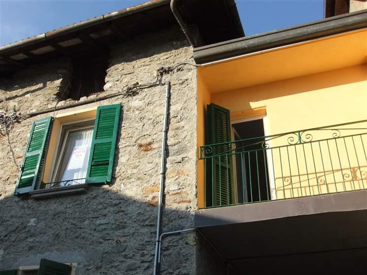 Casa semi indipendente in Via Grandera 7, Ronco, Buglio In Monte