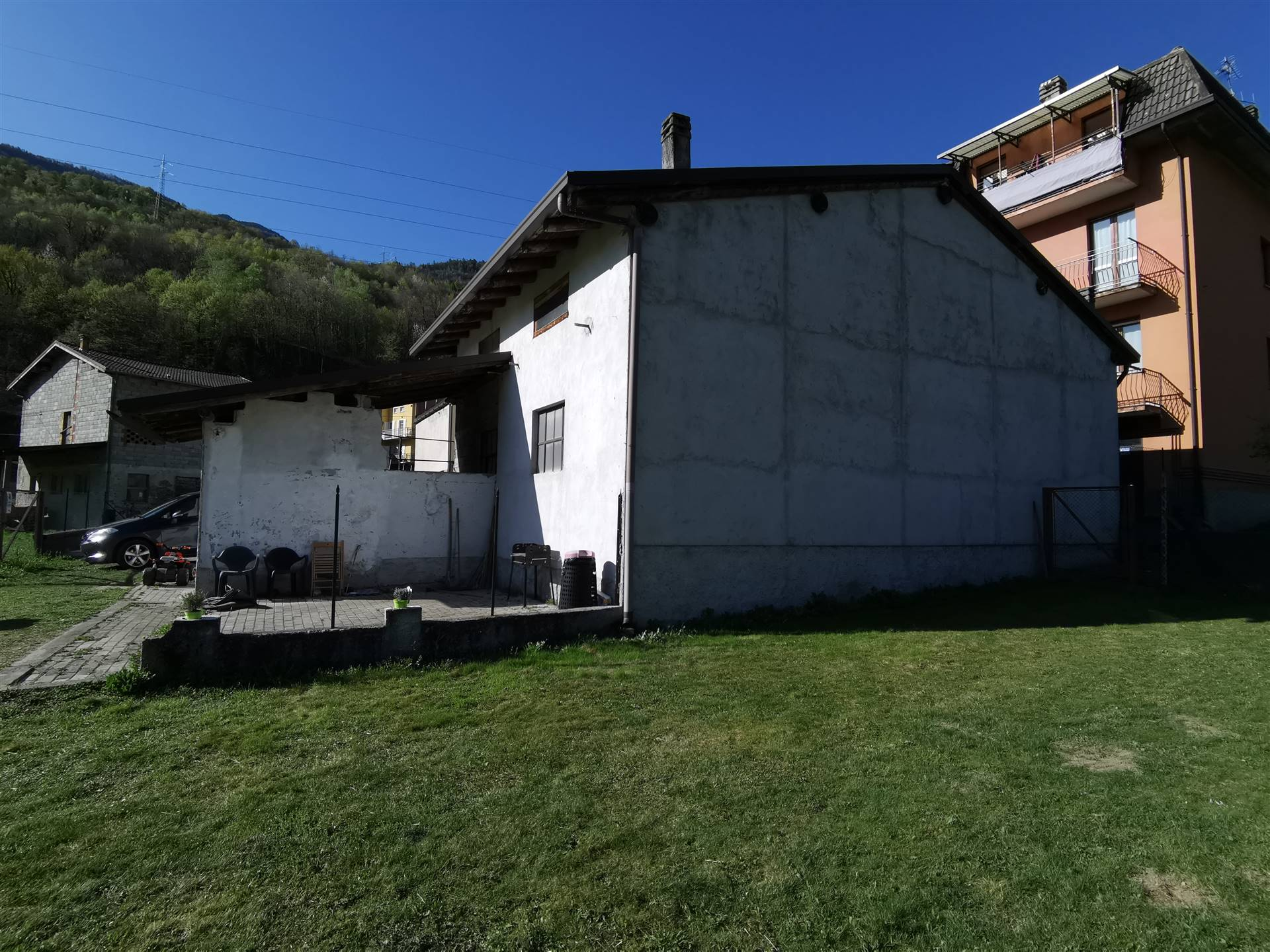 Rustico / Casale in vendita a Piateda, 1 locali, zona Località: BUSTEGGIA, prezzo € 70.000 | PortaleAgenzieImmobiliari.it