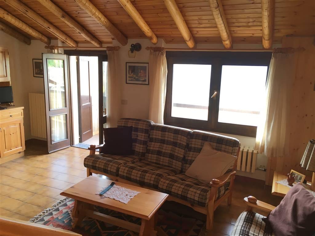 Soluzione Semindipendente in affitto a Montagna in Valtellina, 4 locali, prezzo € 350 | CambioCasa.it