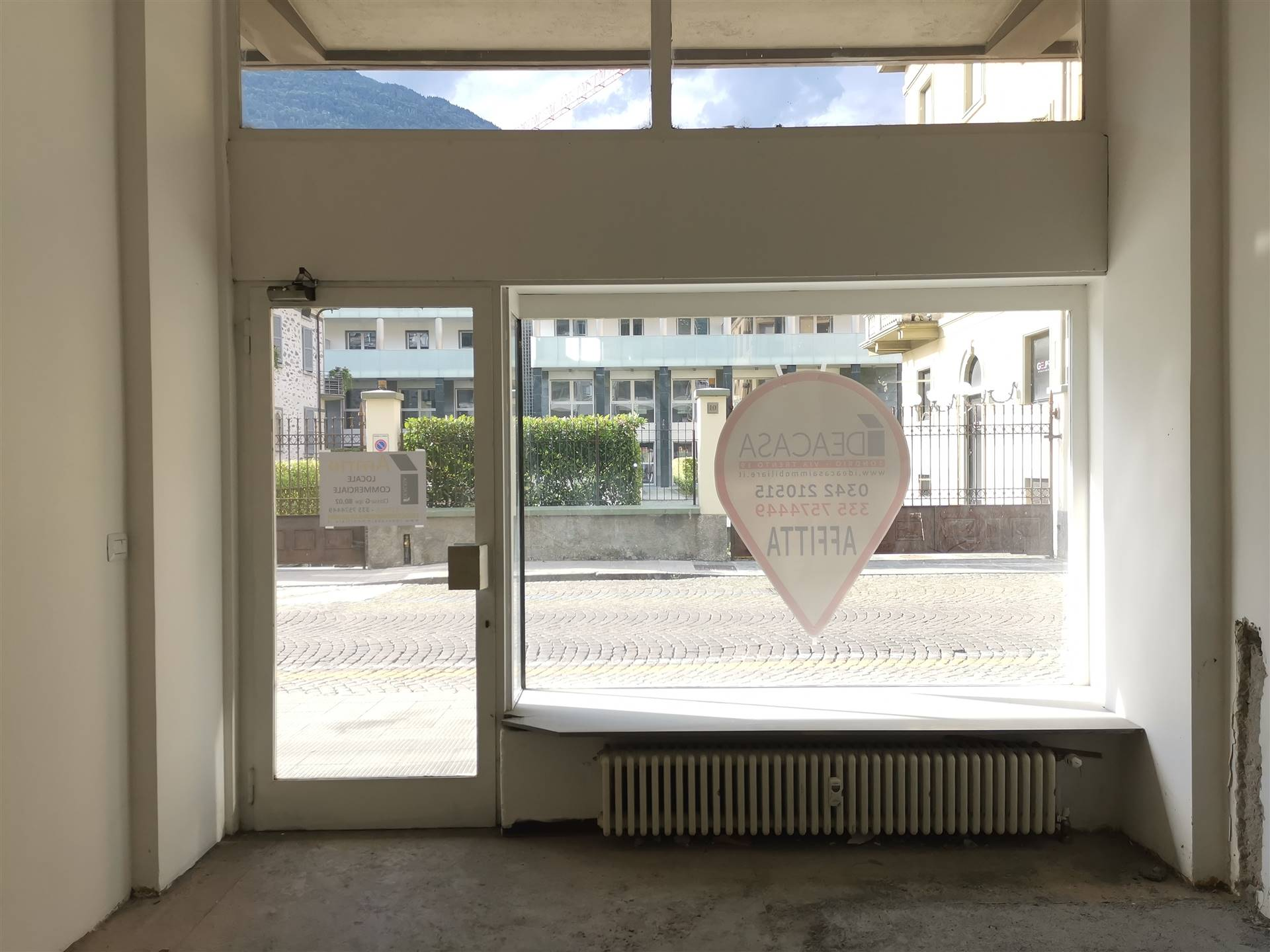 Attività / Licenza in affitto a Sondrio, 1 locali, prezzo € 800 | PortaleAgenzieImmobiliari.it