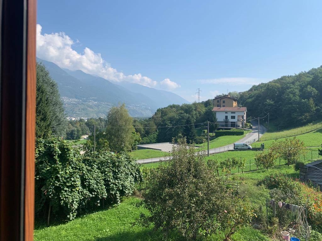 Appartamento in vendita a Albosaggia, 6 locali, zona Zona: Torchione, prezzo € 120.000   CambioCasa.it