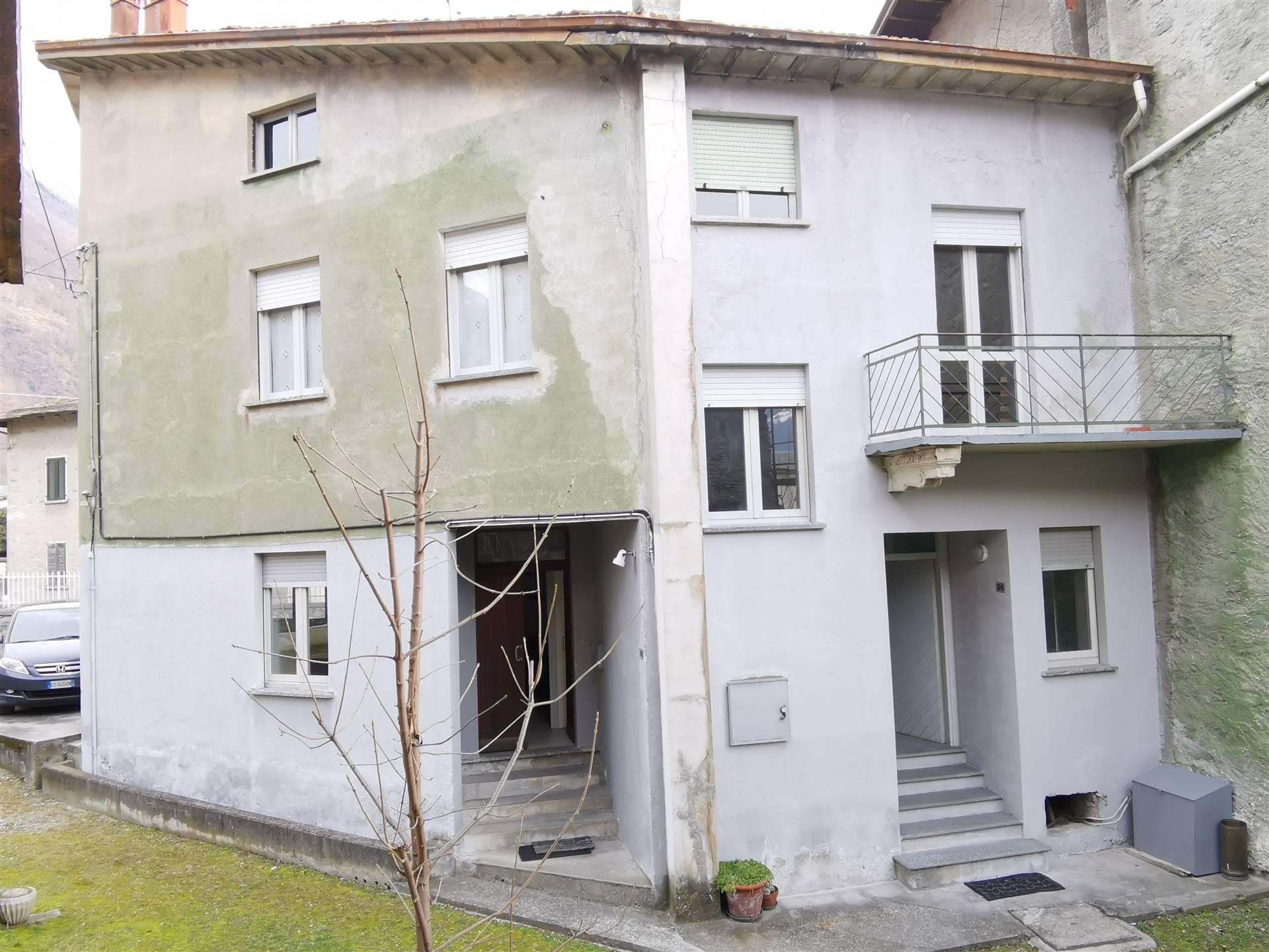 Soluzione Semindipendente in vendita a Ardenno, 9 locali, zona Zona: Masino, prezzo € 70.000   CambioCasa.it