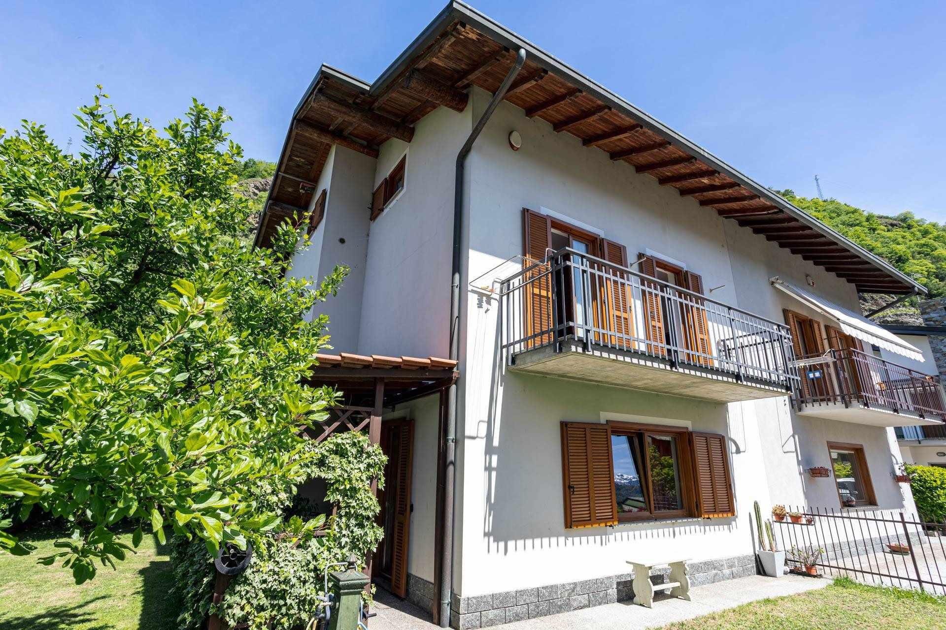 Villa Bifamiliare in vendita a Poggiridenti, 6 locali, prezzo € 257.000 | PortaleAgenzieImmobiliari.it