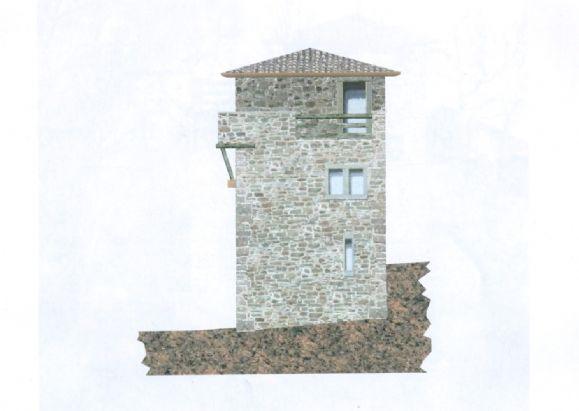 lato est (rendering)