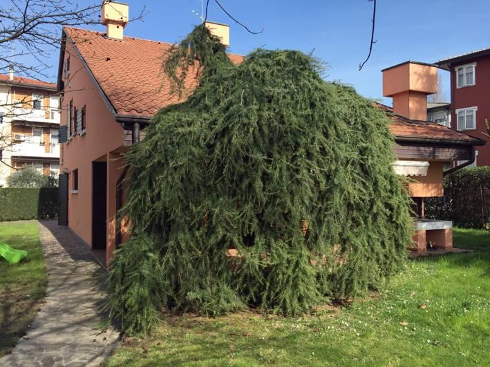 Vendita casa singola chirignago venezia riscaldamento for Piani di casa con garage indipendente e guest house