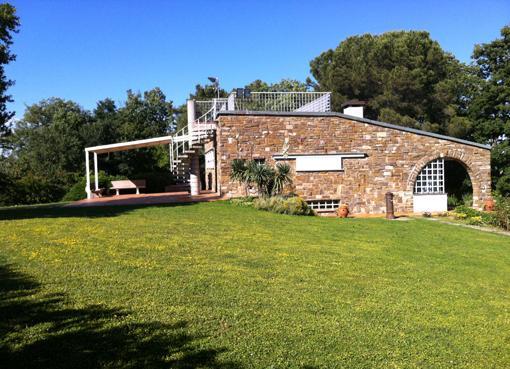 Villa, Gambassi Terme, abitabile