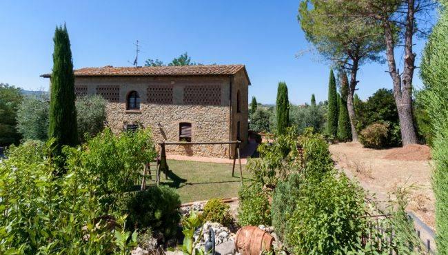 Rustico casale, San Gimignano, in ottime condizioni