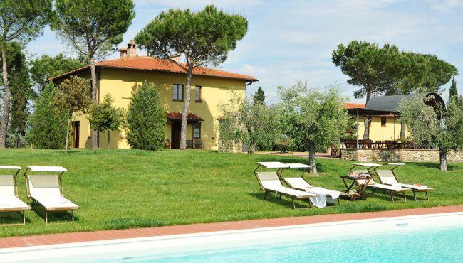 Rustico casale, Gambassi Terme, in ottime condizioni