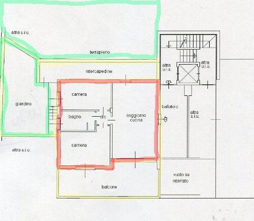 Appartamento in vendita a Torre de' Busi, 3 locali, zona rano, prezzo € 260.000 | PortaleAgenzieImmobiliari.it