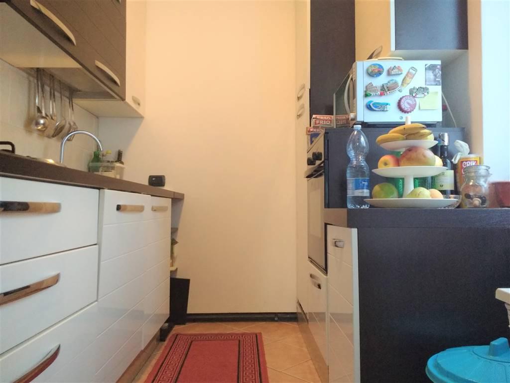cucina veduta frontale