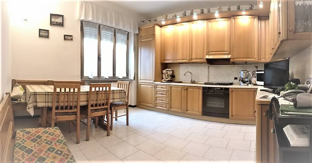 appartamento piano terra cucina