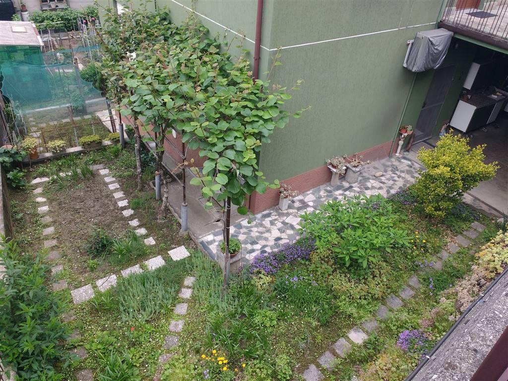 porzione di giardino