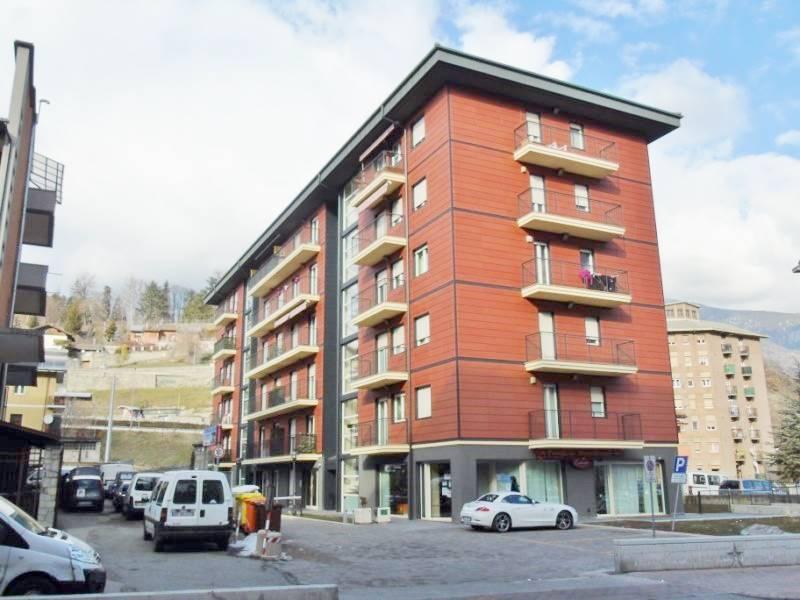 Trilocale, Centro, Aosta, in nuova costruzione