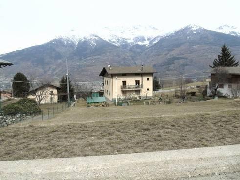 Terreno Edificabile Residenziale in vendita a Brissogne, 9999 locali, zona Località: GRAND BRISSOGNE, prezzo € 60.000 | CambioCasa.it