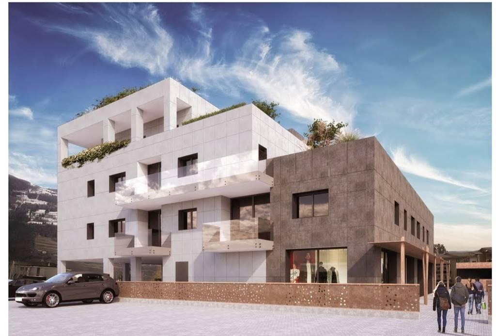 Appartamento in vendita a Aosta, 2 locali, zona Zona: Centro, prezzo € 270.000 | CambioCasa.it