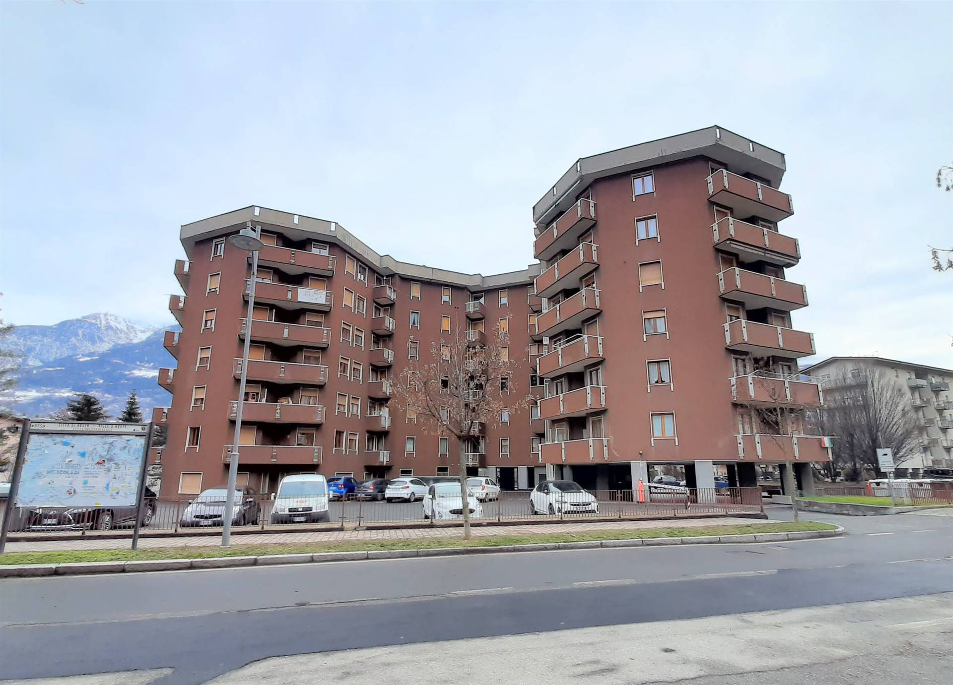Appartamento in affitto a Aosta, 2 locali, zona ro, prezzo € 480 | PortaleAgenzieImmobiliari.it