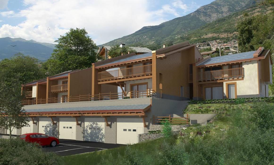 Appartamento in vendita a Quart, 3 locali, zona Zona: Villair, prezzo € 198.000 | CambioCasa.it