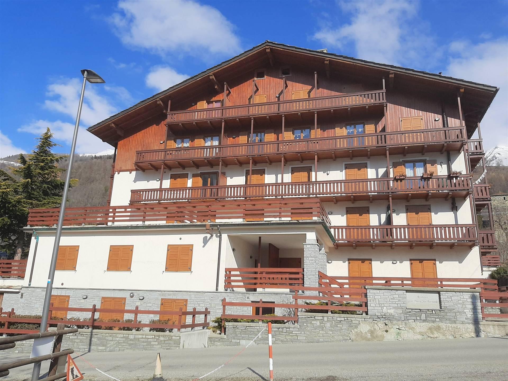 Appartamento in vendita a Etroubles, 3 locali, prezzo € 140.000 | PortaleAgenzieImmobiliari.it