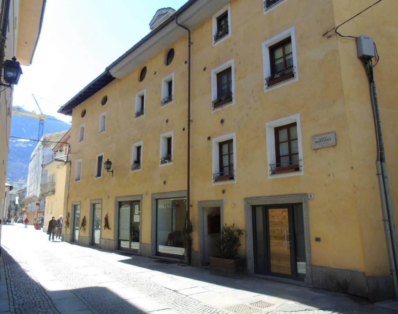 Appartamento in affitto a Aosta, 2 locali, zona ro, prezzo € 500 | PortaleAgenzieImmobiliari.it