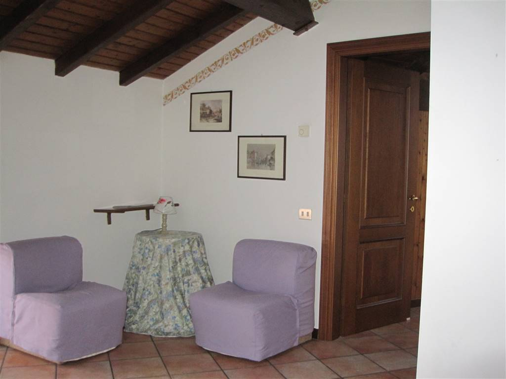 Mansarda, P.zza Borgo, Piacenza