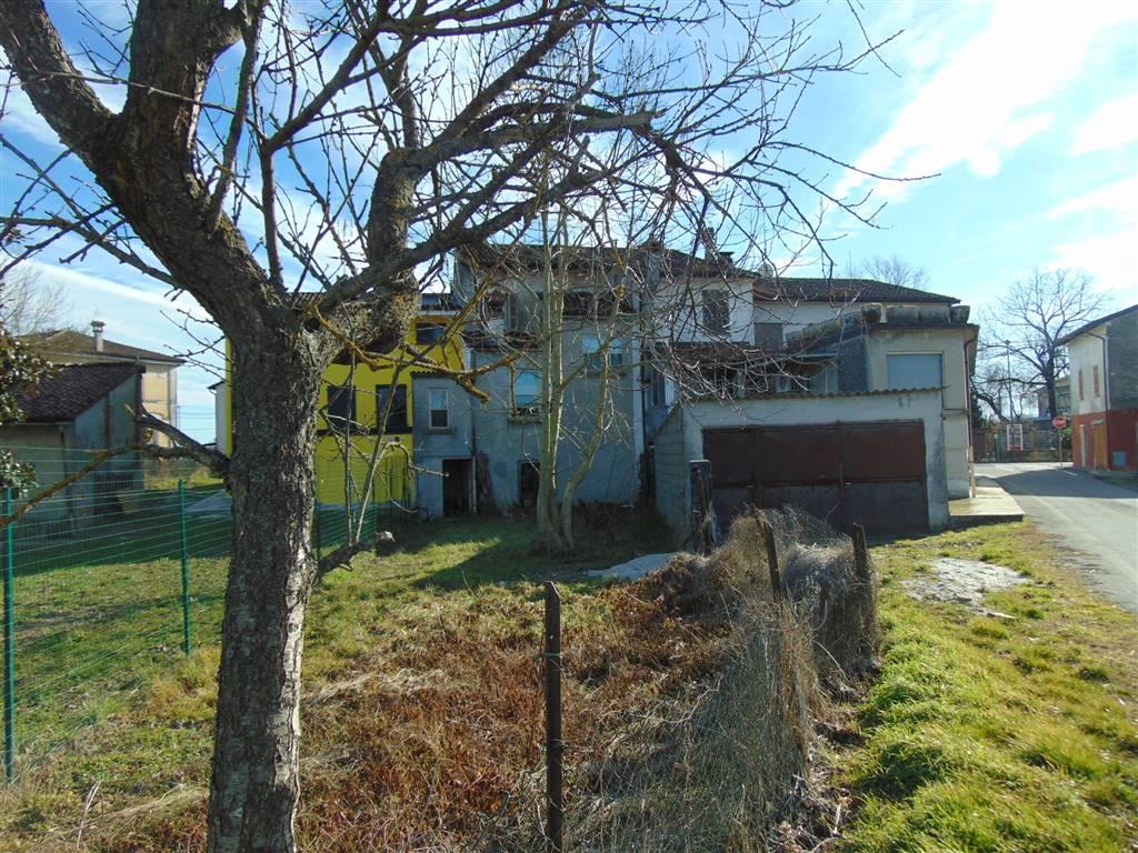 Casa semi indipendente in Via Don Minzoni  17, Roncarolo, Caorso