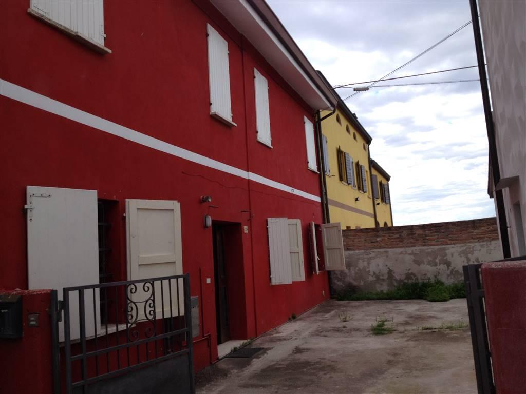 Casa semi indipendente, Reggiolo