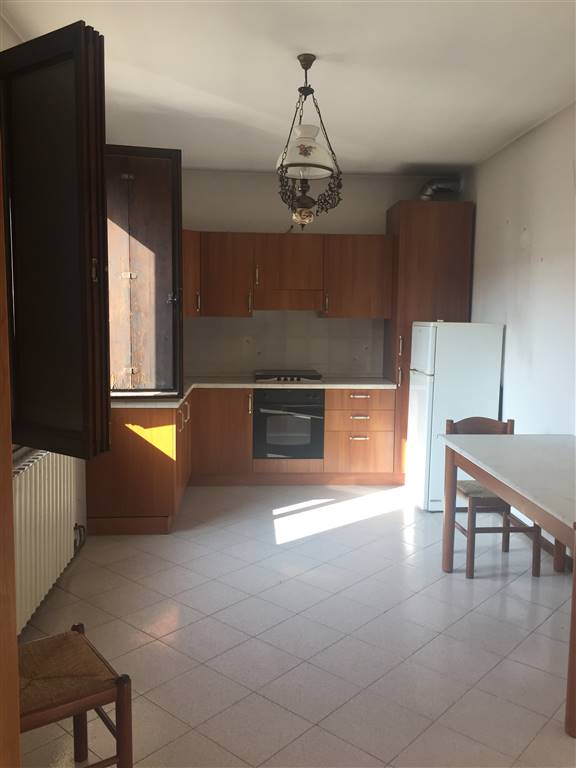 Quadrilocale in Via Bruno Rossi, Pegognaga