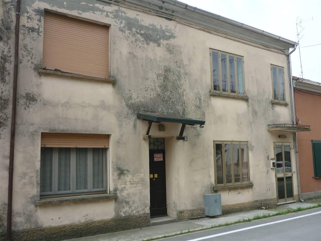 Casa semi indipendente, Torricella, Motteggiana, da ristrutturare