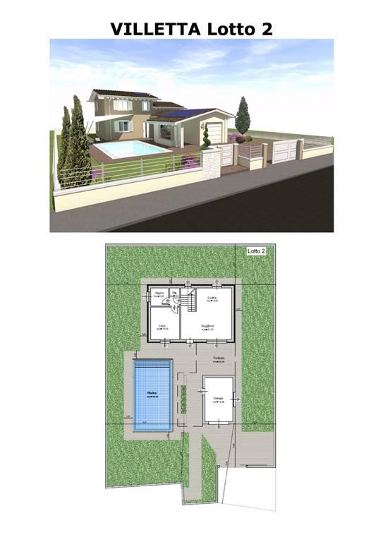 Nuova costruzione in Via Manenti, Suzzara