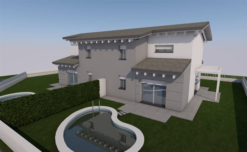 Nuova costruzione in Via Tondelli, Guastalla