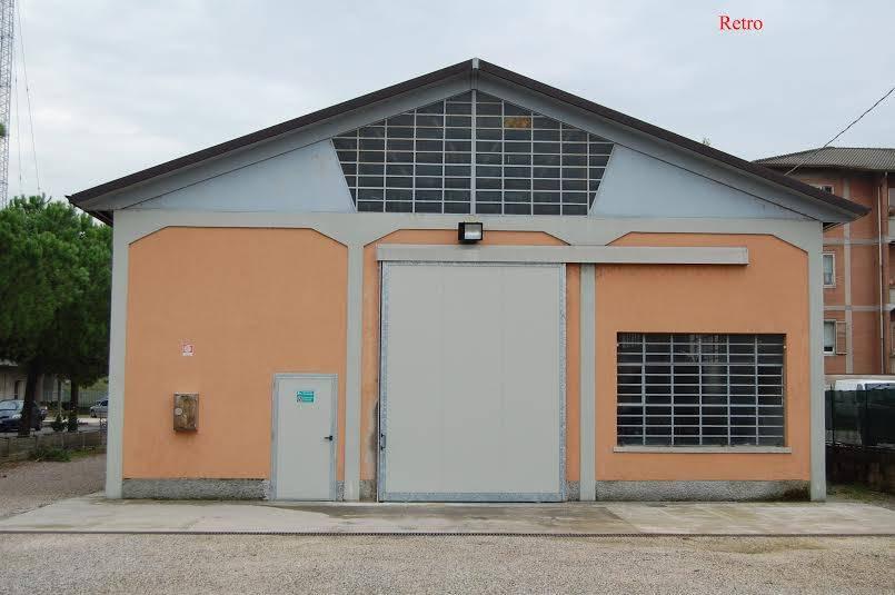 A Porto Mantovano Capannone  in Affitto