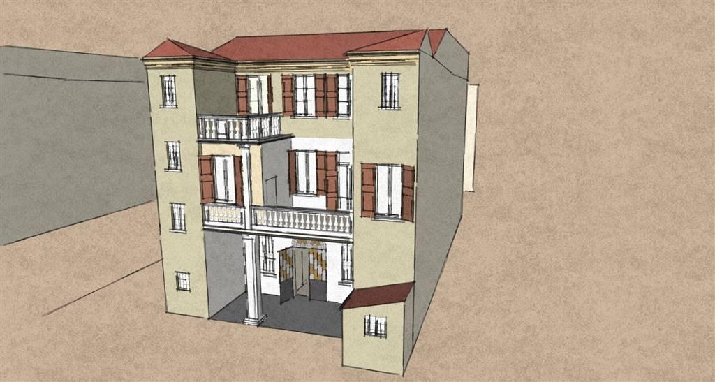 Palazzo in Via Chiassi 63, Centro Storico, Mantova
