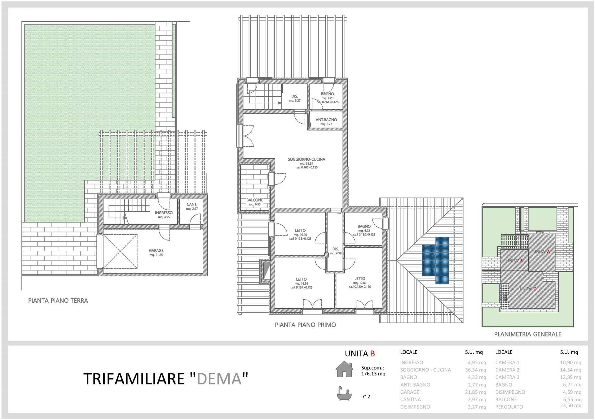 Attico / Mansarda in vendita a Suzzara, 4 locali, prezzo € 250.000 | PortaleAgenzieImmobiliari.it