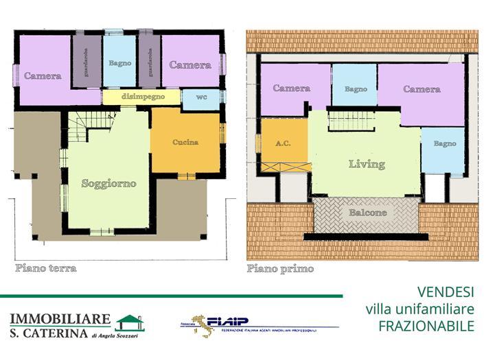Villa, Ciampino, in ottime condizioni
