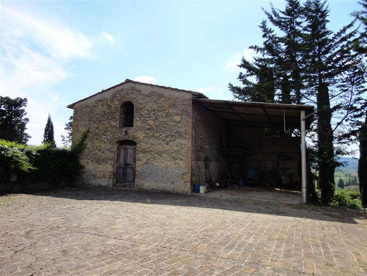Appartamento in vendita a San Gimignano, 2 locali, zona Località: ULIGNANO, prezzo € 150.000   CambioCasa.it