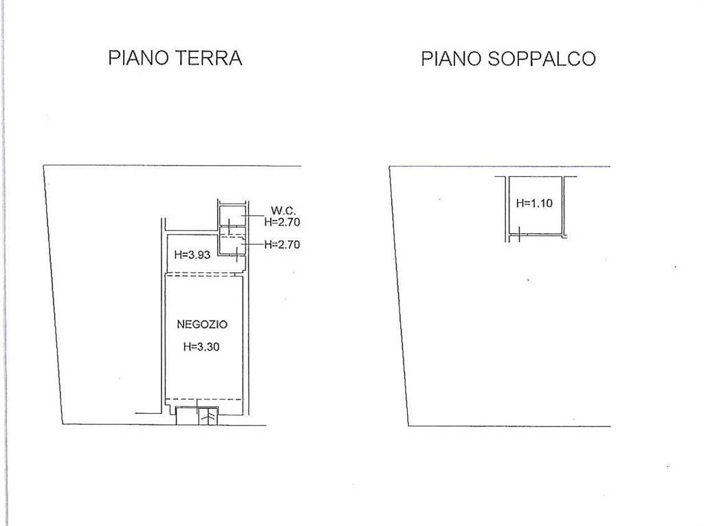 Negozio / Locale in affitto a Certaldo, 1 locali, zona Località: CENTRO, prezzo € 550 | CambioCasa.it