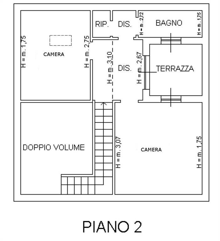PIANO SECONDO