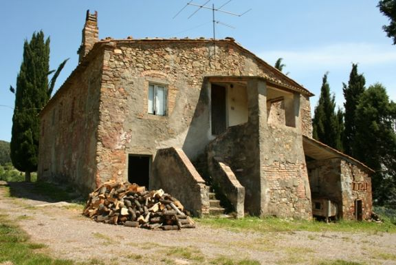 Vendita rustico casale montecatini val di cecina trova - Ristrutturare casale in pietra ...
