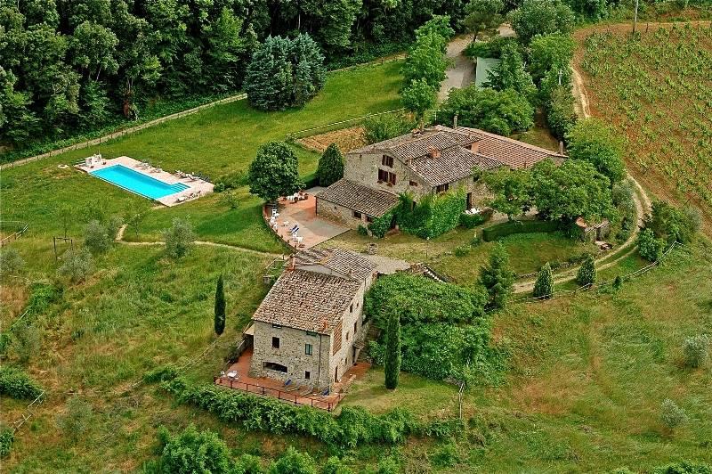 Agriturismo in vendita a Castelnuovo Berardenga, 20 locali, zona Località: VAGLIAGLI, prezzo € 1.500.000 | CambioCasa.it