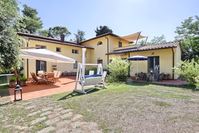 Villa, Valle Benedetta, Livorno, in nuova costruzione