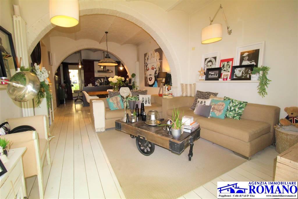Appartamento indipendente, Bellavista, Poggibonsi, in ottime condizioni