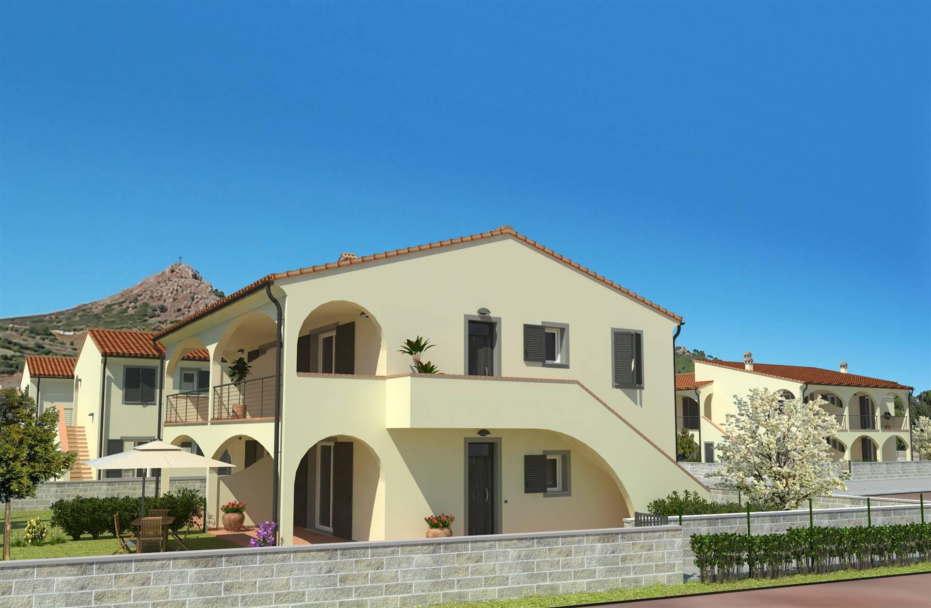 Appartamento in vendita a Porto Azzurro, 3 locali, zona arossa, prezzo € 227.000   PortaleAgenzieImmobiliari.it