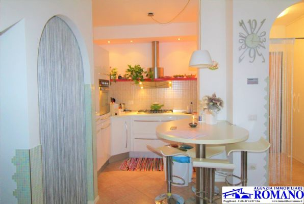 Appartamento in vendita a Monteriggioni, 2 locali, zona ellina Scalo, prezzo € 160.000 | PortaleAgenzieImmobiliari.it