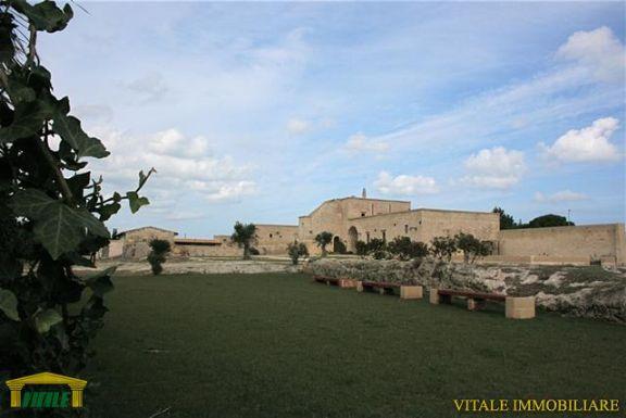 Masseria in Litoranea San Cataldo - Frigole, Litorale, Lecce
