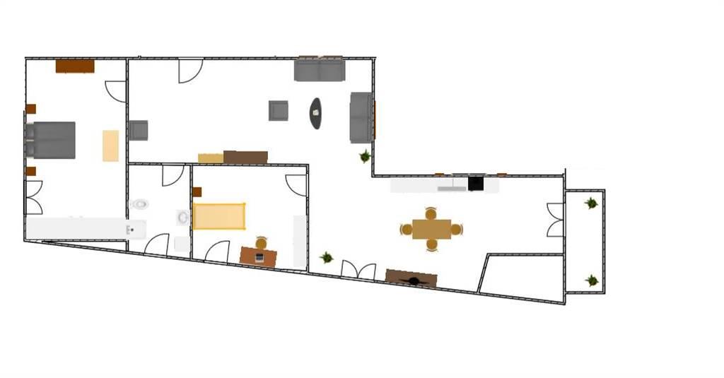 Appartamento in vendita a Altamura, 3 locali, prezzo € 110.000   CambioCasa.it