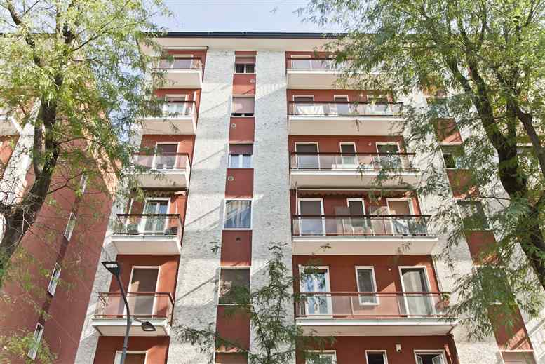 Bilocale in Via Daniele Ricciarelli 39, Milano
