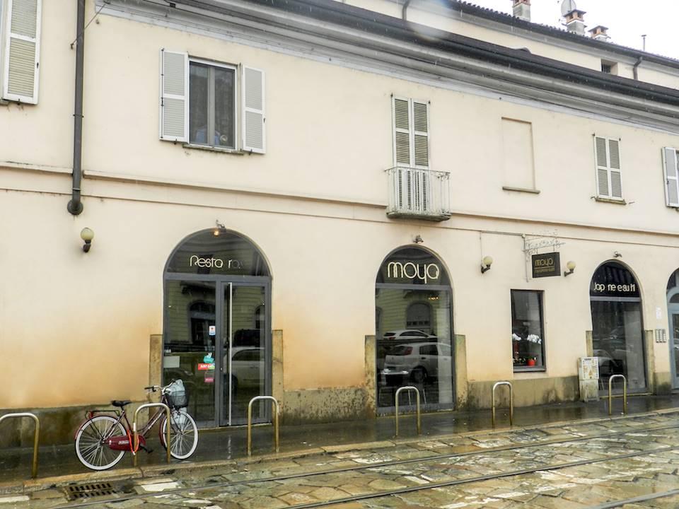 Ristorante in Via Lodovico Il Moro 11, Milano